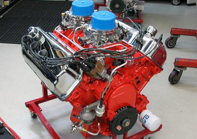 426 Restoration Street Hemi Engine Package