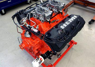 528/540 HEMI Engine