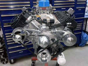 572 HEMI Engine Package