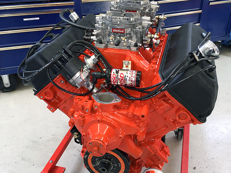 572 Street Hemi Package | For Hemis Only