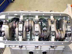 590 604 Hemi Engine Package
