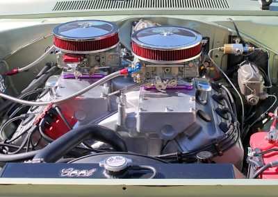 Clint Brunner Hemi Engine
