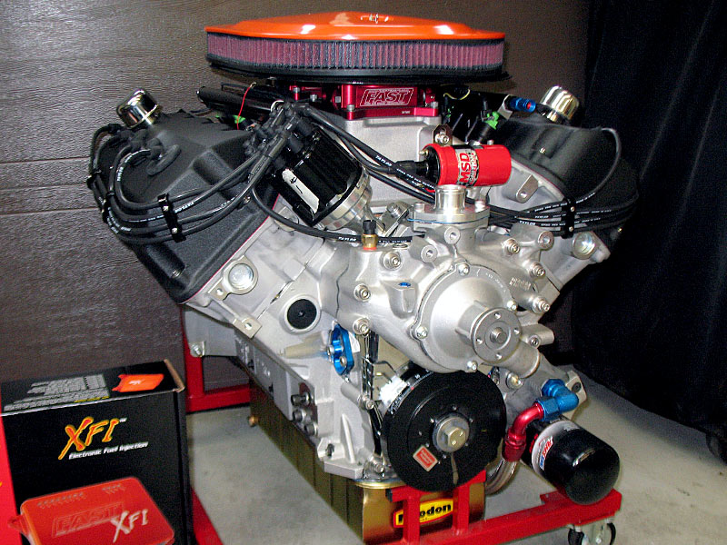 Electronic Fuel Injection Hemi Package | For Hemis Only