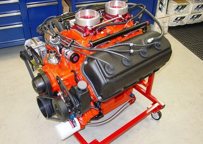 Electronic Fuel Injection Hemi Package