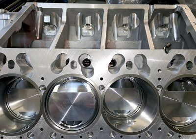 hemi-engine-block-machining-pushrod-clearance