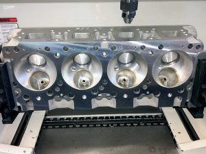HEMI Head Machining