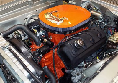 Joe Segreti HEMI Engine