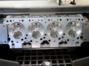 CNC Head Porting - Big Valve Head