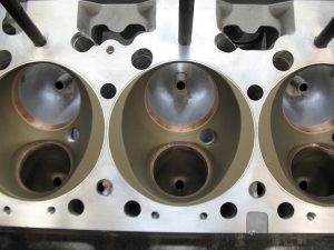 CNC Head Porting - Custom Race Head