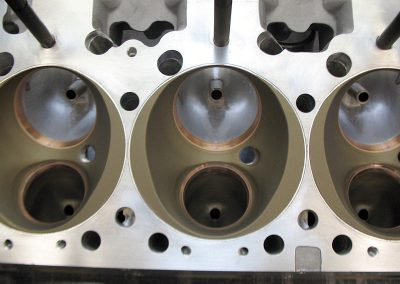 porting-custom-race-head-2.55-intake-and-1.95-exhaust-valves